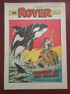 The Rover Comic - September 11th 1971 - The Star Story Paper for Boys #B2125