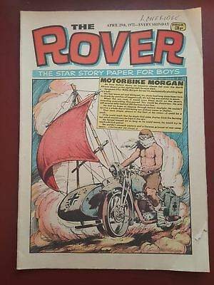 The Rover Comic - April 29th 1972 - The Star Story Paper for Boys #B2133