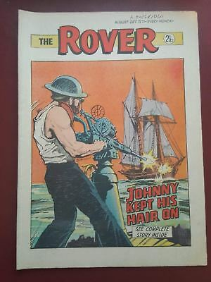 The Rover Comic - August 28th 1971 - The Star Story Paper for Boys #B2147