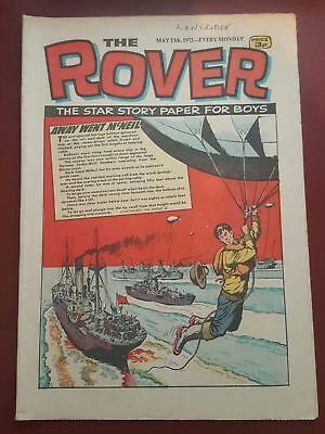 The Rover Comic - May 13th 1972 - The Star Story Paper for Boys #B2131