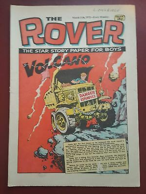 The Rover Comic - March 11th 1972 - The Star Story Paper for Boys #B2120