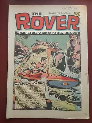 The Rover Comic - March 18th 1972 - The Star Story Paper for Boys #B2119