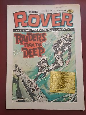 The Rover Comic - June 24th 1972 - The Star Story Paper for Boys #B2141