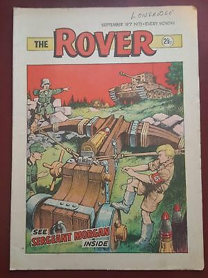 The Rover Comic - September 18th 1971 - The Star Story Paper for Boys #B2124