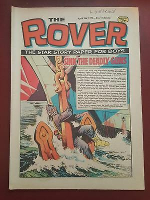 The Rover Comic - April 8th 1972 - The Star Story Paper for Boys #B2163