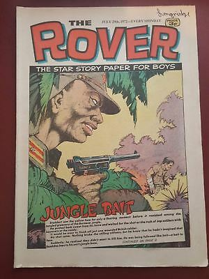 The Rover Comic - July 29th 1972 - The Star Story Paper for Boys #B2145