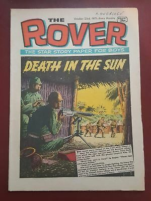 The Rover Comic - October 23rd 1971 - The Star Story Paper for Boys #B2157