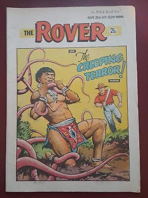 The Rover Comic - September 25th 1971 - The Star Story Paper for Boys #B2123