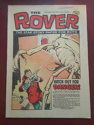 The Rover Comic - September 23rd 1972 - The Star Story Paper for Boys #B2160