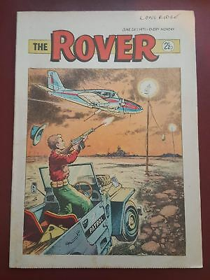 The Rover Comic - June 26th 1971 - The Star Story Paper for Boys #B2154