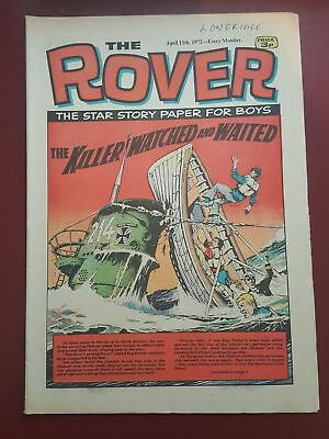 The Rover Comic - April 15th 1972 - The Star Story Paper for Boys #B2162