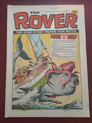 The Rover Comic - July 15th 1972 - The Star Story Paper for Boys #B2143