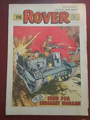 The Rover Comic - July 3rd 1971 - The Star Story Paper for Boys #B2153
