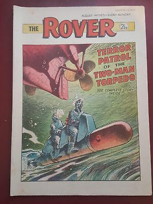 The Rover Comic - August 14th 1971 - The Star Story Paper for Boys #B2149