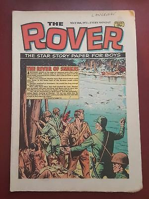 The Rover Comic - May 20th 1972 - The Star Story Paper for Boys #B2135