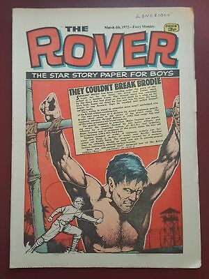 The Rover Comic - March 4th 1972 - The Star Story Paper for Boys #B2121