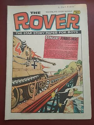The Rover Comic - May 27th 1972 - The Star Story Paper for Boys #B2136