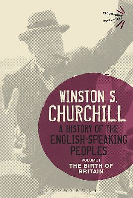 Sir Winston S. Churchill-A History of the English-Speaking Pe Paperback BOOK NEW