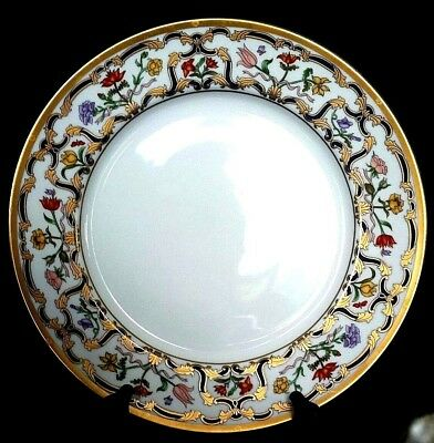 Christian Dior Fine China Renaissance Dinner Plate MINT Never Used