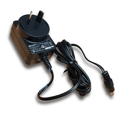 ZOOM AD14G 100V-240VAC 5VDC 1A AC Adapter Genuine ZOOM product Two Year Warranty