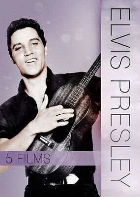 Elvis 5-Movie Collection [New DVD] Boxed Set, Restored, Subtitled, Widescreen,