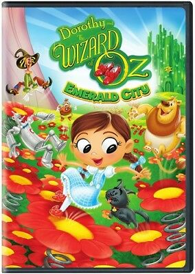 Dorothy And The Wizard Of Oz: Emerald City (Season 1 - Vol. 2) [New DVD]