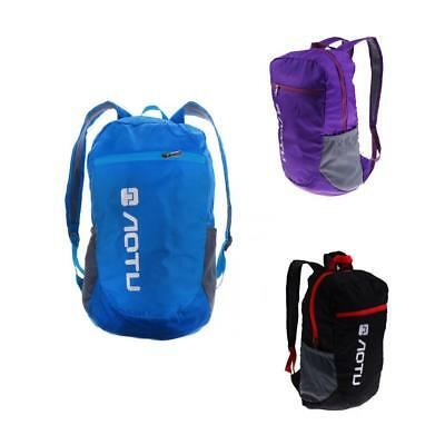 20L Travel Compact Portable Waterproof Foldable Backpack Camping Hiking Daypack