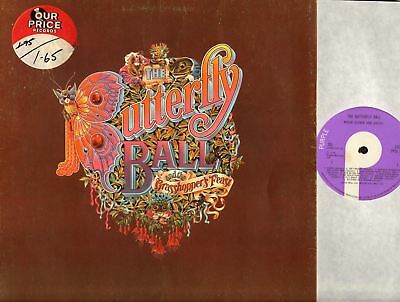 ROGER GLOVER (DEEP PURPLE) the butterfly ball and the grasshoppers feast LP