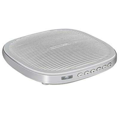White Noise Sleeping Sound Machine - Portable Sleep Helper with Timer Option and