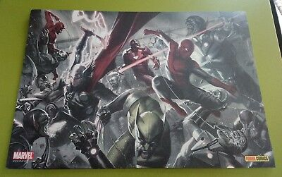 Litho Exclusive Secret Invasion Angoulême Limitée G. DELL'OTTO 500 ex Panini