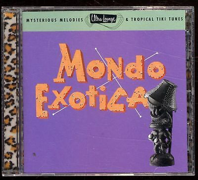 Ultra-Lounge Vol. 1: Mondo Exotica Various Artists (CD Feb-1996 Capitol/EMI)