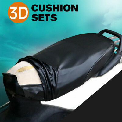 Motorcycle Seat Cushions Leather Cover Seat Waterproof Motorcycle Accessories Fm