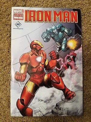 IRON MAN (2009) Comic Book - American Welding Society Special #1