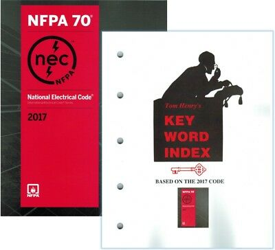NFPA 70 : National Electrical Code (NEC) Softbound with Key Word Index, 2017