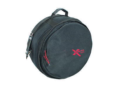 MMC SNARE DRUM PADDED BAG Suits 14 Inch x 6 Inch Snare Drum Heavy Duty Nylon ...