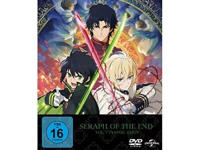 Seraph of the End: Vampire Reign (Ep. 1-12) - Vol. 1 - Limited Premium Edition G