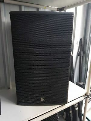 2x OUTLINE DVS 15P Professional PA Speakers Made In Italy
