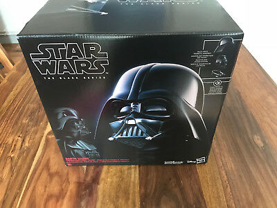 Darth Vader Helm Hasbro Black Series