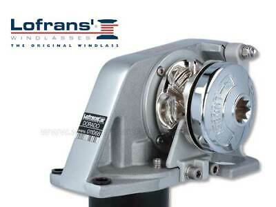 NAUTICAL ANCHOR FOR a Boat Lofrans X1 500w Chain 0 1/4in