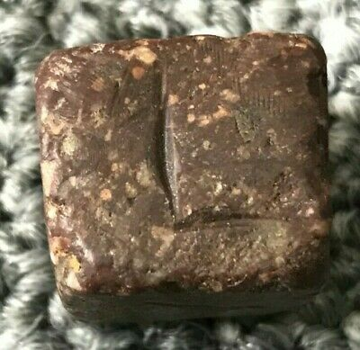 ANCIENT ROMAN LEGIONARY STONE DICE LEGION GAMBLlNG GAME 1 - 3rd CENTURY AD - B39