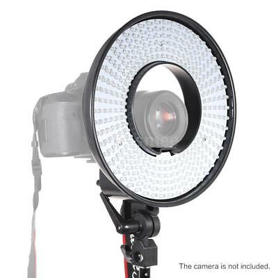 Professional LED Studio Photo Video Ring Light For Portrait Selfie Camera H7J0