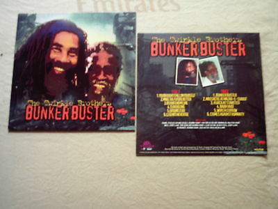 TWINKLE BROTHERS - Bunker Buster - LP 2012