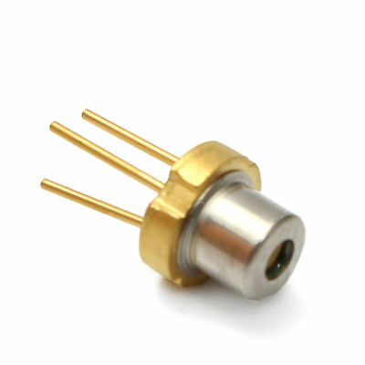 SLD3232VF TO-18 5.6mm 405nm 50mw CW Violet Blue Laser Diode LD Fit For SONY
