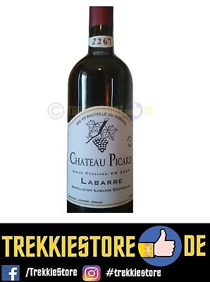Cheteau Picard, Enterprise, TNG, Star Trek Nemesis, Chateau Picard Label