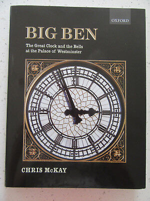 Big Ben The great clock and the bells at the palace of Westminster Chris McKay