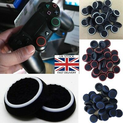 Rubber Stick Cover Thumb Grip Caps For PS3 PS4 Xbox One 360 dualshock 4