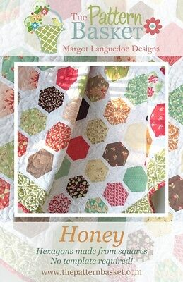 Patchwork Quilt Pattern Layer Cake Or Fat Quarters Quick