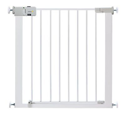 Pressure Fit Stair Gate Safety 1St Secure Tech Child Baby Pet Safety 73Cm-80Cm