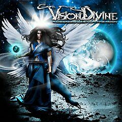 Vision Divine - 9 Degrees West Of The Moon - Cd