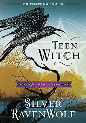 Teen Witch: Wicca for a New Generation by Silver Ravenwolf Paperback Book The